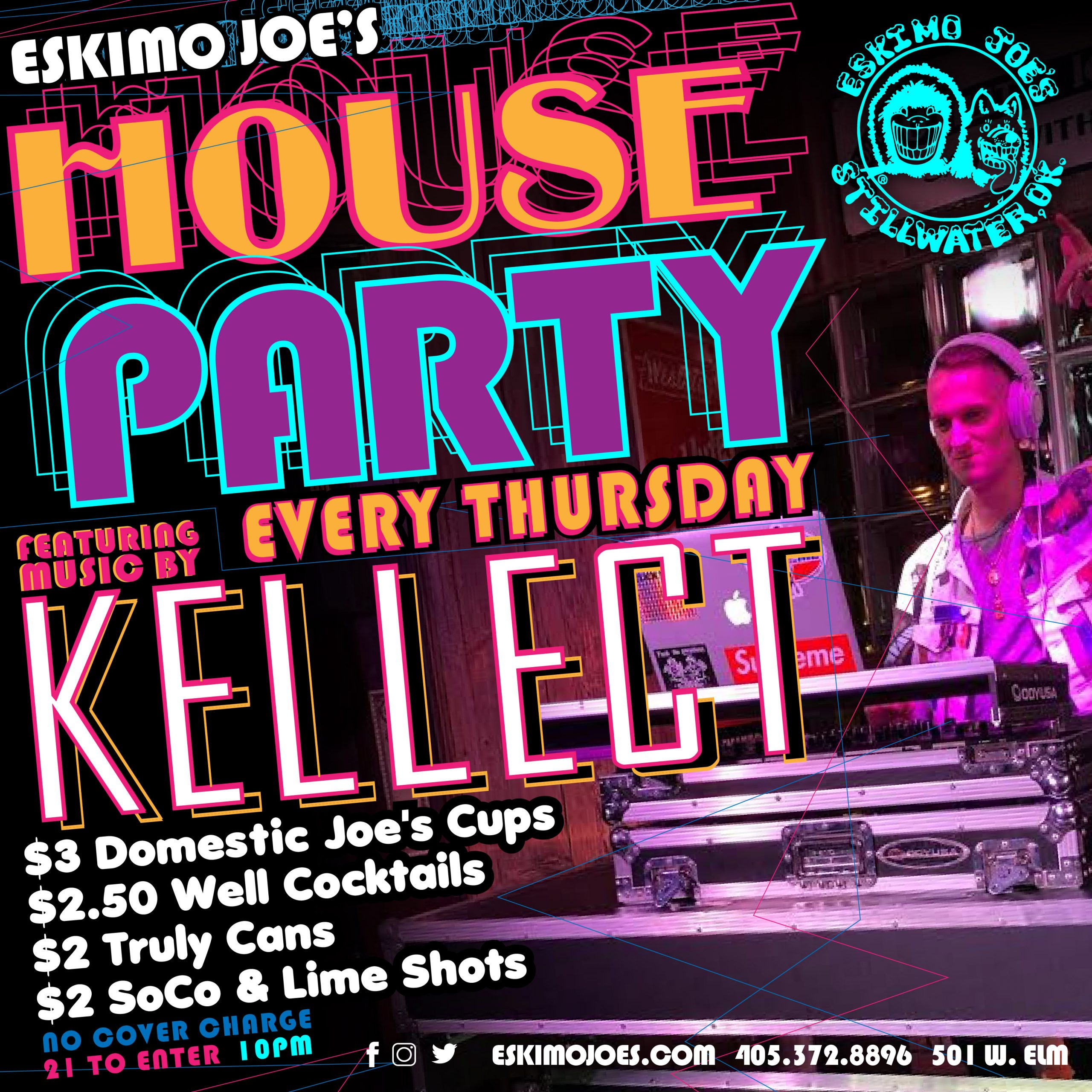 Thursday Night House Party