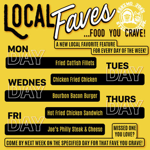 Faves Your Crave