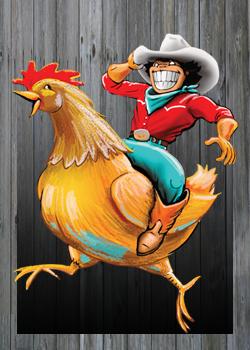 web icon chicken