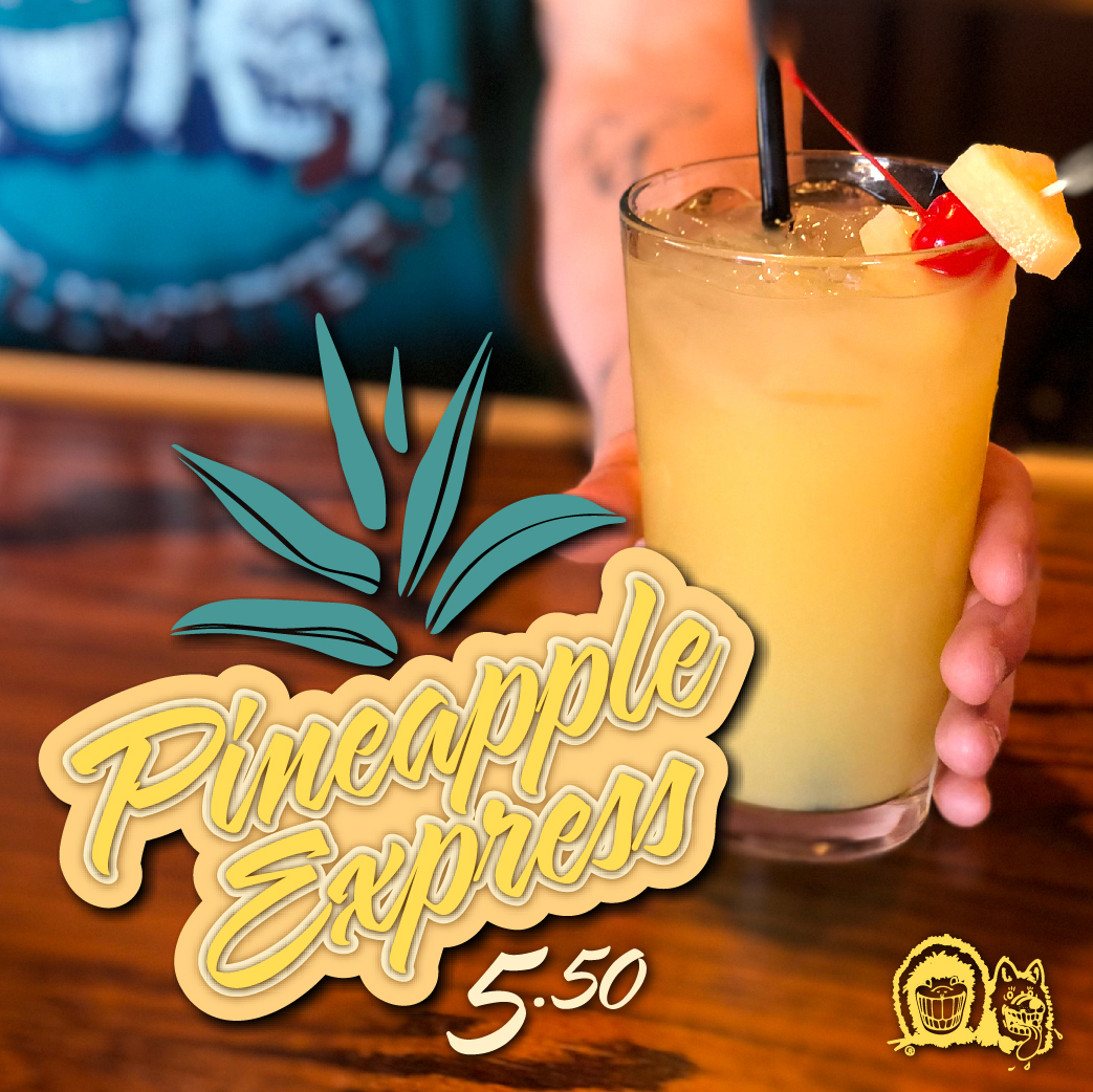 Pineapple Express drink