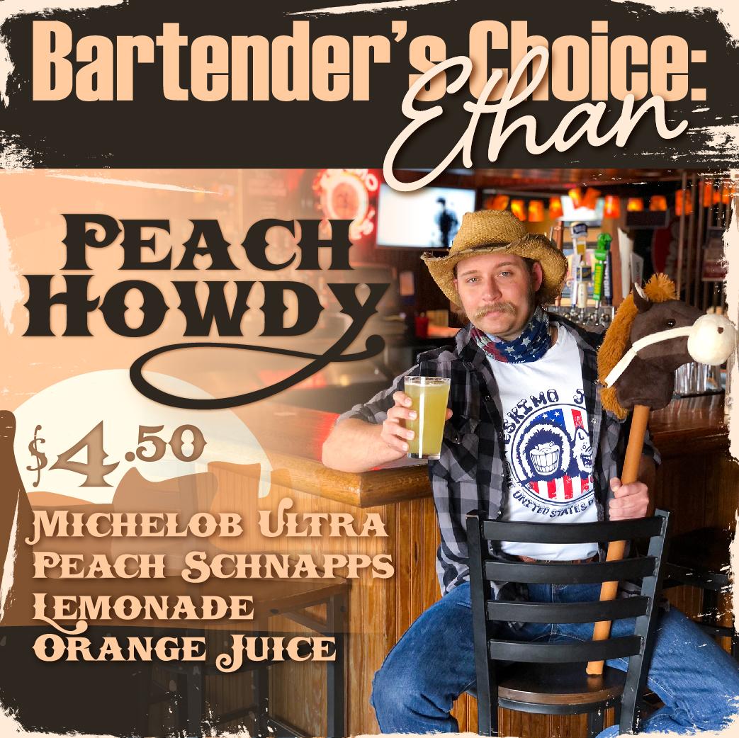 Bartender Pick
