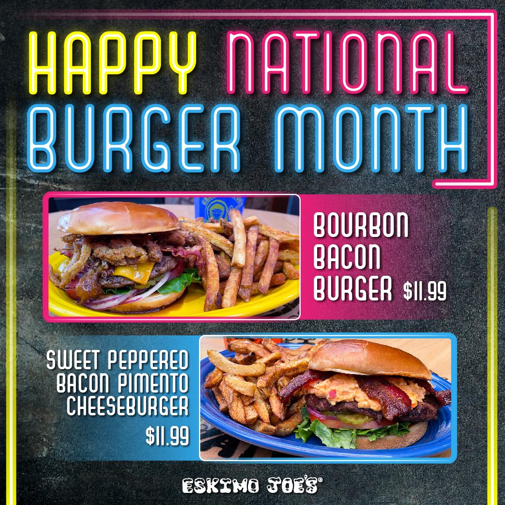 Burger Month